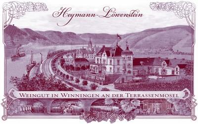 Heymann - Löwenstein - Weingut in Winningen an der Terrassenmosel