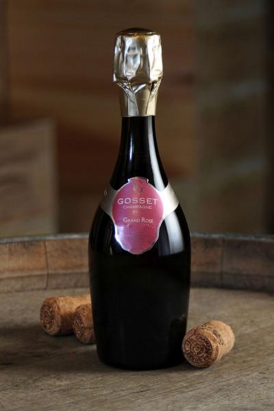 Gosset Grand Rosé brut - 37,5cl
