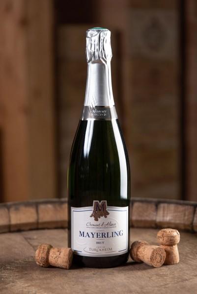 Mayerling brut, méthode champenoise