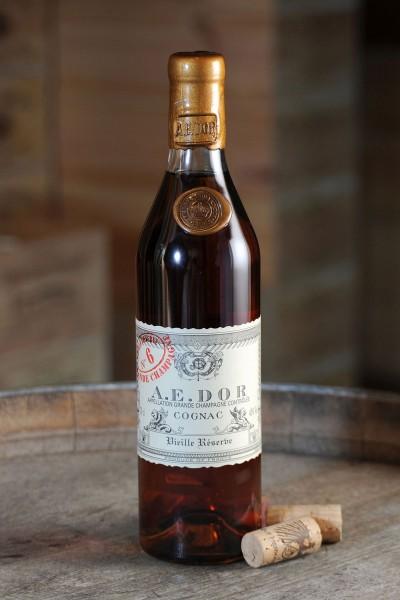 Cognac Vieille Réserve N°6 Grande Champagne 40° - 30 J. alt