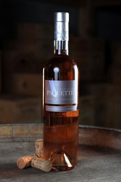 2019 Château Paquette - Curebéasse 1er cuvée rosé AC