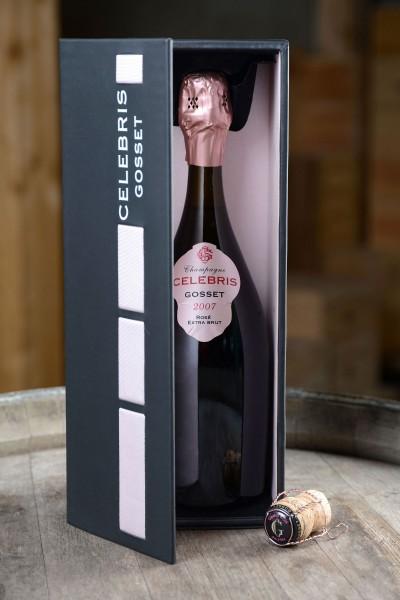 2007 Gosset Cuvée Célébris rosé extra brut