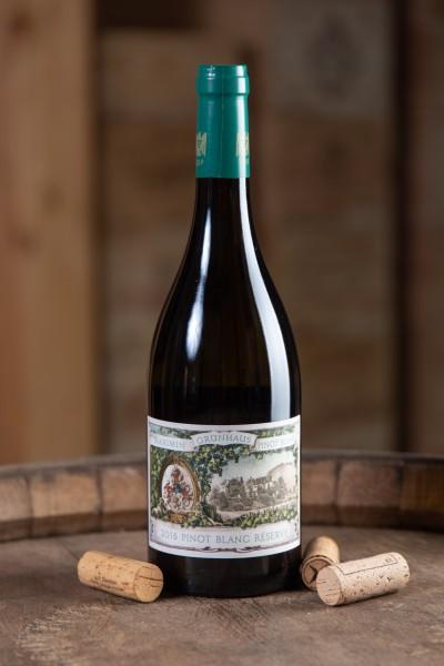 2017 Maximin Grünhäuser Pinot Blanc Réserve