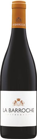 2018 Liberty La Barroche Rouge, Vin de France