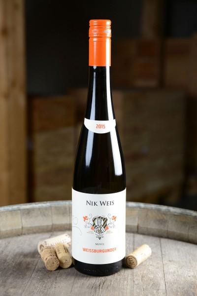 2018 St. Urbans-Hof Weissburgunder Qualitätswein