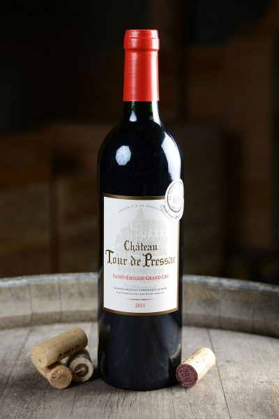 2015 Château Tour de Pressac - 150cl Magnum