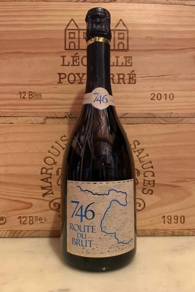 2015 Route Du Brut - Sekt traditioneller Flaschengärung
