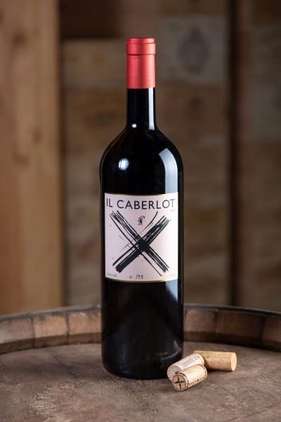 2014 Il Caberlot IGT Toscana -150cl- Magnum