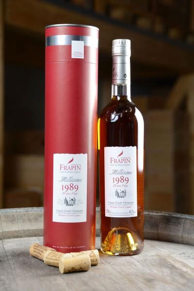 1989 Cognac Millésime 1989 Grande Champagne 41° - 70cl