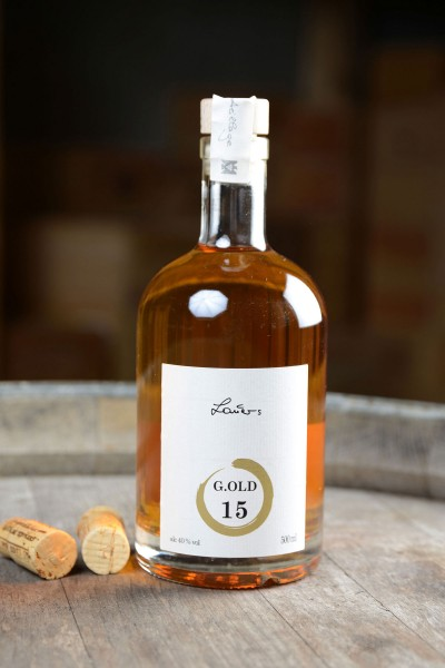 2001 G.OLD 15 Jahre gereifter Rieslinggrappa 40° - 50cl