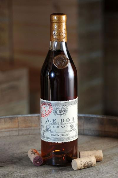 Cognac Vieille Réserve N°7 Grande Champagne 40° - 40 J. alt