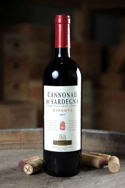2017 Cannonau di Sardegna Riserva DOC