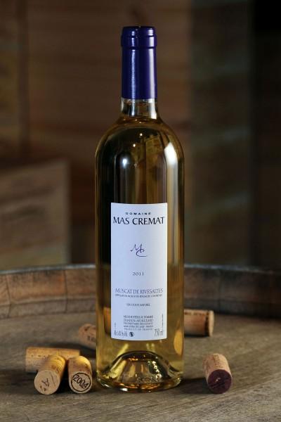 2019 Muscat de Rivesaltes Vin doux naturel