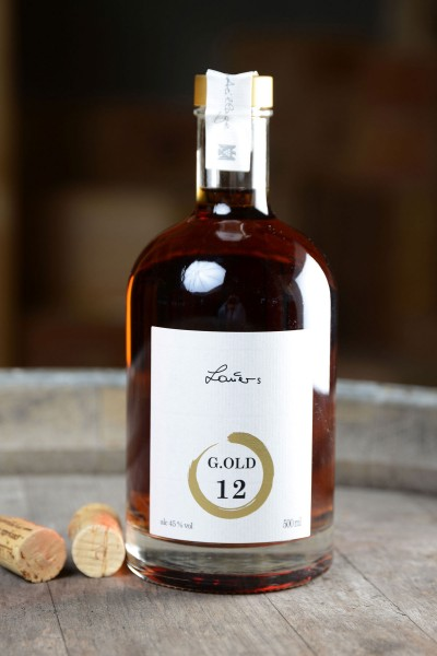 2002 G.OLD 12 Jahre gereifter Rieslinggrappa 45° - 50cl
