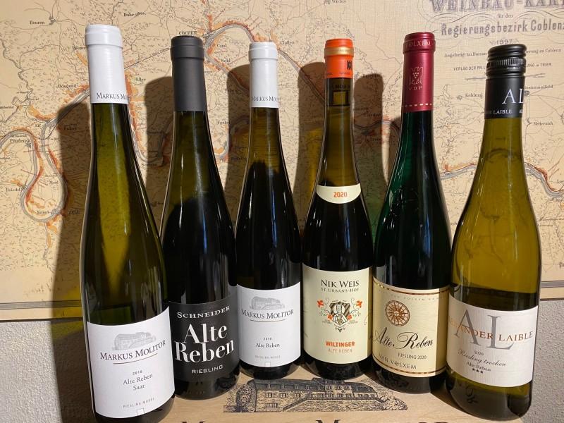 Alte Reben Wein-Paket