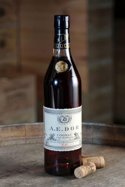 Cognac Fine Champagne XO 40° - 25 Jahre alt