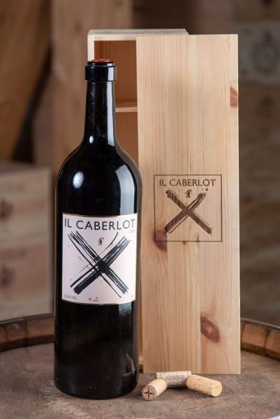2014 Il Caberlot IGT Toscana -300cl- Doppelmagnum