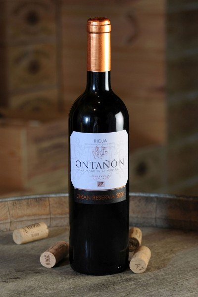 2010 Rioja tinto Gran Reserva