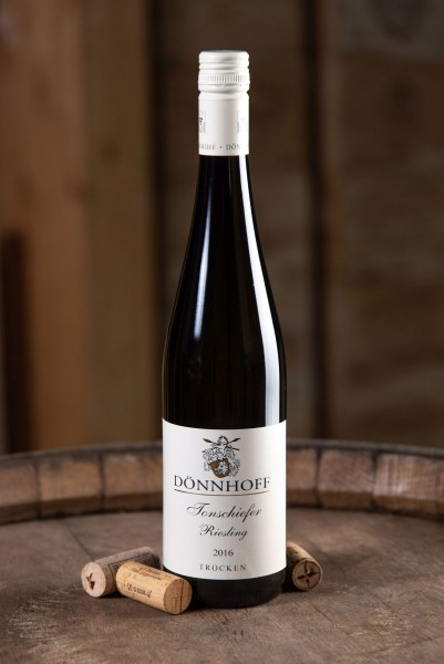 2016 Riesling Tonschiefer