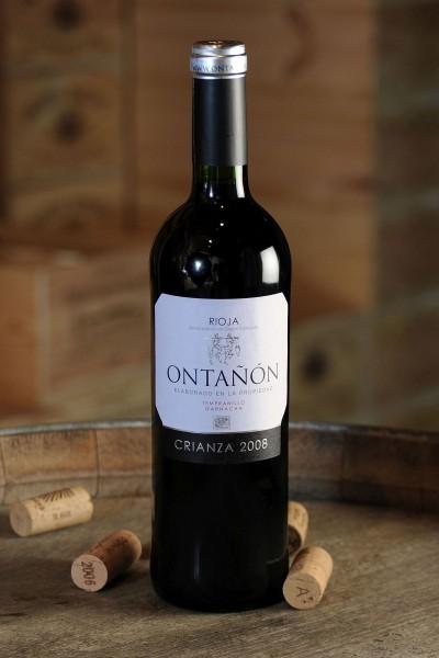 2016 Rioja tinto Crianza