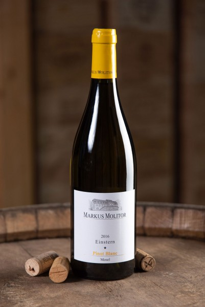 2016 Pinot blanc Einstern*