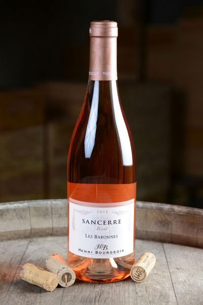 2017 Sancerre rosé Les Baronnes AOP