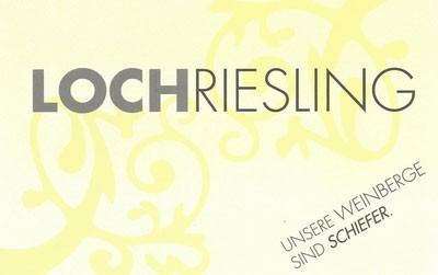LOCHRIESLING - Unsere Weinberge sind Schiefer