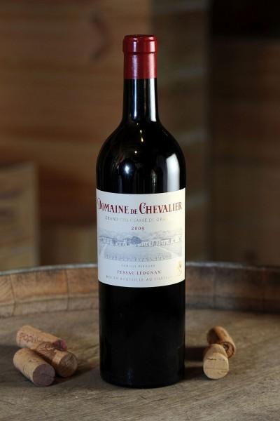 2010 Domaine de Chevalier rouge