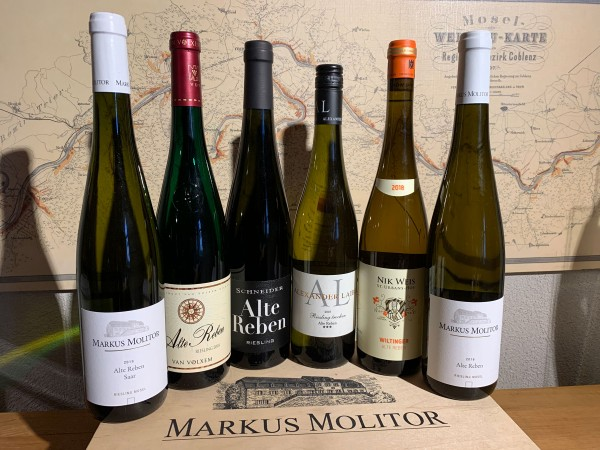 Alte Reben-Wein Paket