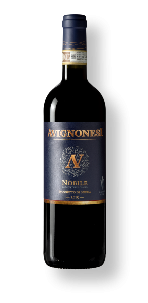 2015 Vino Nobile di Montepulciano Poggetto Di Sopra DOP