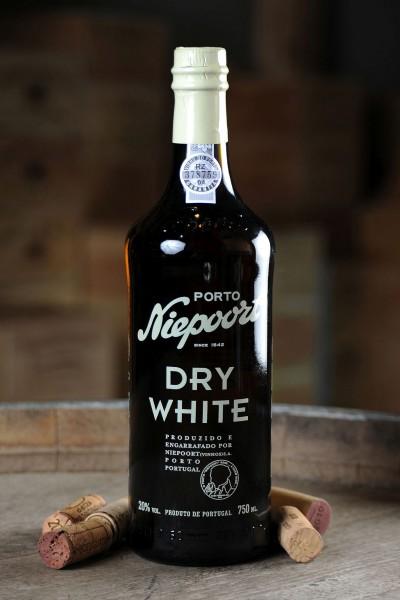 Dry White, weißer Portwein DOC Douro