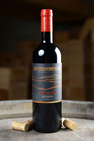 2015 Cantaloro Rosso, Rosso di Toscana IGT